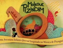 MOLEQUE PIZINDIM - DESIGN